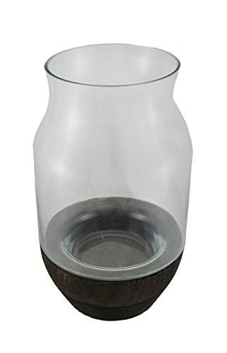 bois-bruni-et-verre-chandelier-hurricane-plante-pour-terrarium