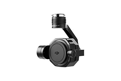 DJI Zenmuse X7 - Camera Compatta con Sensore Super 35 e Gimbal Integrato, Video e Foto in HD e Qualità Professionale, Compatibile con drone DJI Inspire 2, 6K CinemaDNG che 5.2K Apple ProRes