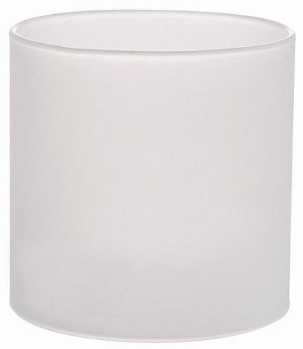 Ersatzglas für Gaslampe Gaslaterne 80x80 mm