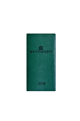 Weatherbys Pocket Diary 2018
