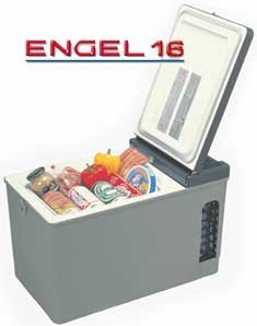Engel MT-17-F Kompressor-Kühlbox 12V/24V/230V MT17F