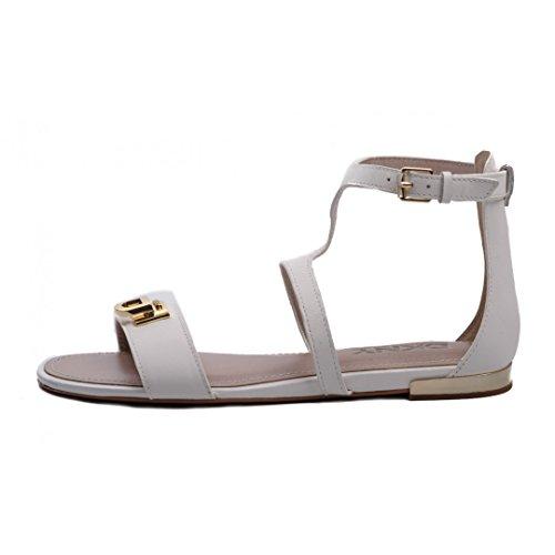 dkny-sandales-pour-femme-blanc-bianco-39-eu