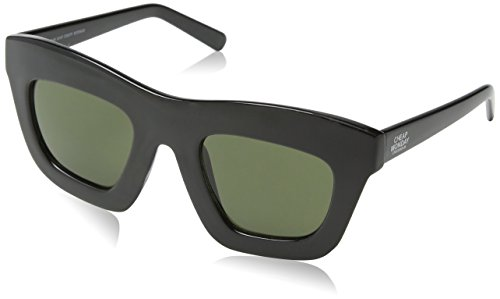 cheap-monday-glam-gafas-de-sol-unisex-adulto-negro-talla-unica