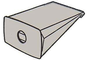 MENALUX B33 - Lot de 10 sacs aspirateur pour Progress GTA 700 - GTA 900