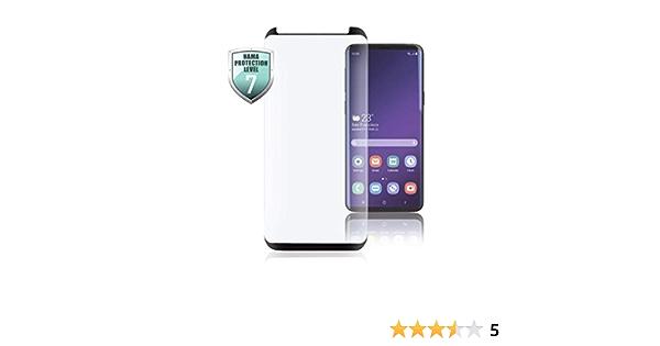 Full Screen Protector For Samsung Galaxy S10 Black Elektronik