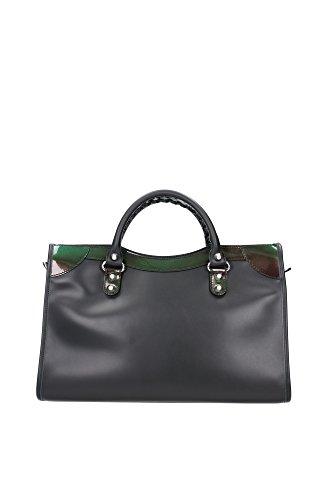 281770AU95NGREEN Balenciaga Sac à main Femme Cuir Vert Vert