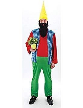 Kostüm Großbritannien Doktor - Palmer Agencies Ltd - Verkleidung Doktor Zwerg Gnom Kostüm