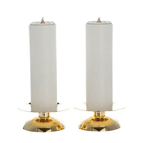 Chandeliers et bougies en pvc