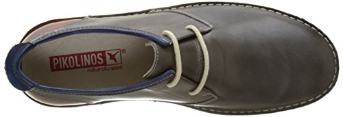 Pikolinos Santiago M7b_v17, Oxfords homme Gris (Dark Grey)