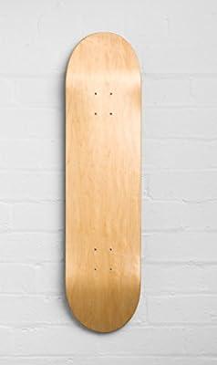 Deck Dock Skateboard-Wandhalterungssystem–2er-Pack