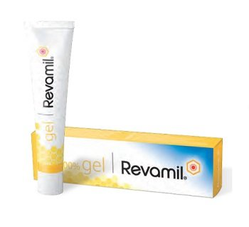 Sterile Wasserstoffperoxid (Revamil Wondgel tube)