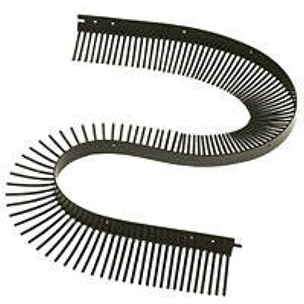 10 Pack X 900mm Comb Filler Bird Stop Fits Onto Your Fascia Board Under Your Roof Tiles Amazon Co Uk Kitchen Home