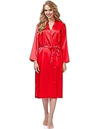 Merry Style Bata Ropa de Casa Lenceria Mujer MSFX798