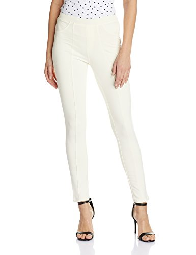 People Women's Legging (P10201282351167_Off White_S)