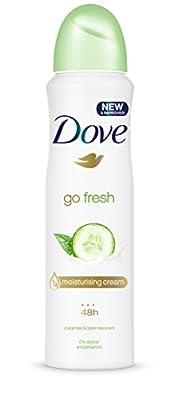 Dove Go Fresh con