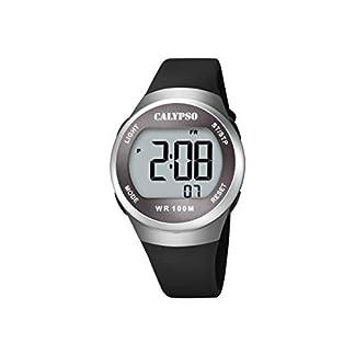Calypso Reloj para de Cuarzo con Correa en plástico K5786/4