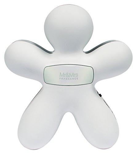 Mr & Mrs - George, difusor eléctrico de fragancia en color blanco, soft touch