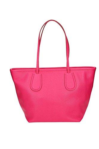 33915LIBAJ Coach Sacs de shopping Femme Cuir Fuchsia Fuchsia