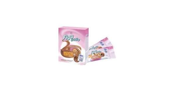 Lr Lucky Lr Figuactiv Riegel Crunchy Caramel Drogerie Körperpflege