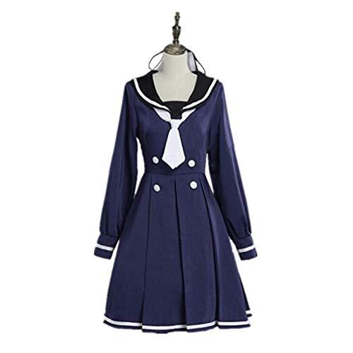 Lilongjiao Zombieland SAGA Konno Junko Cosplay Kostüm Uniform (Size : XL) (Zombieland Kostüme Halloween)