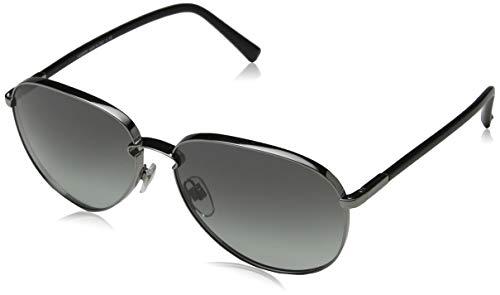 Valentino Damen 0VA2021 300511 59 Sonnenbrille, Grau (Gunmetal/Greygradient)