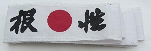 HACHIMAKI, kanjou WILL POWER NUEVO TAKASHI Kendo tenugui