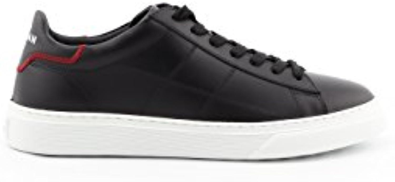 Hogan scarpe da da da ginnastica H365 in Pelle con impuntura a Vista | Design ricco  354c7a