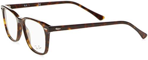 Ray-Ban Unisex-Erwachsene Brillengestell 0rx 7119 2012 53, Braun (Havana)