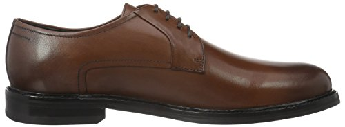 Hugo Neoclass_Derb_Bu 10191198 01, Derby Homme Brun (Medium Brown 214)