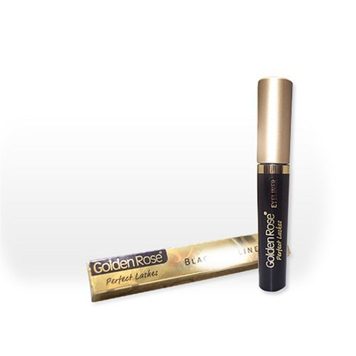 Golden Rose Perfect Lashes Eyeliner- Black by Erkul Cosmetics