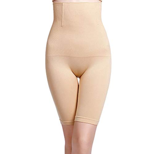 Flexees Slip Control (JWANS Frauen Unterwäsche hohe Taillen Körper Former Schlüpfer Postpartum das Nahtlose Bauch Bauch SteuerShapewear Schriftsätze abnimmt)