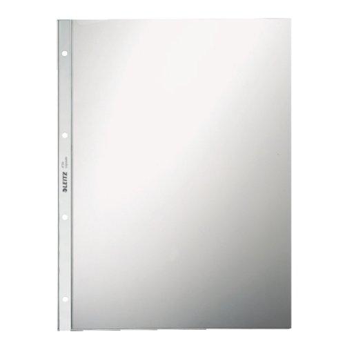 Preisvergleich Produktbild Leitz 47343000 Prospekthülle Super Premium, A4, dokumentenecht, 10 Stück, glasklar