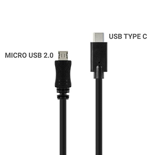 GizzmoHeaven USBTYPECTOUSB2MICRO0P5M