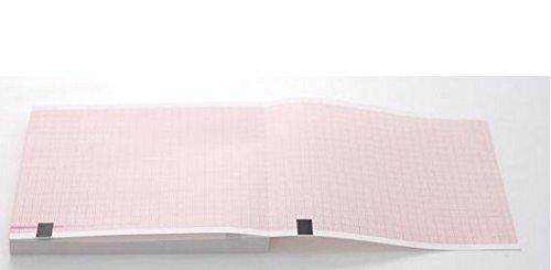 Carta ECG a pacchetti OP621TE Conf. 5 pz per Fukuda FX-7402/8322/ 4010/7542