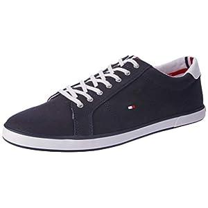 Tommy Hilfiger H2285arlow 1d, Men's Low-Top Sneakers, Blue (Midnight 403), 9 UK (43 EU)