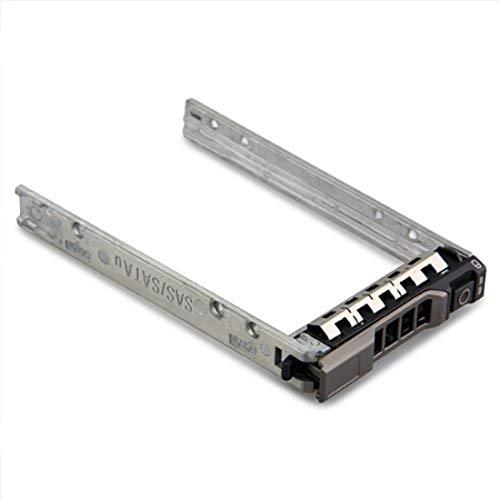 2,5 Zoll SAS/Sata Festplatten Tablett Halterung Caddy Schlitten Für Dell R310 R410 R510 R610 R710 R810 -