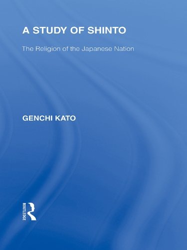 A Study of Shinto: The Religion of the Japanese Nation (Routledge Library Editions: Japan) (English Edition) por Genchi Katu
