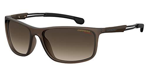 Carrera Herren 4013/S Sonnenbrille, Mehrfarbig (Mt Bronze), 62
