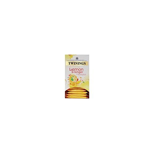 Twinings Lemon And Ginger Infusion Tea F09613 by R Twining & Co Ltd