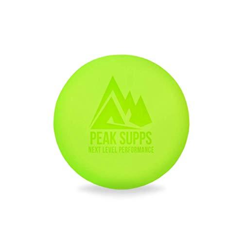 Peak Supps Lacrosse, Peanut & Deep Tissue EVA Balls - Trigger Point Massage