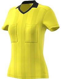 Adidas Referee 18 Camiseta, Todo el año, Mujer, Color Shoyel, tamaño Medium