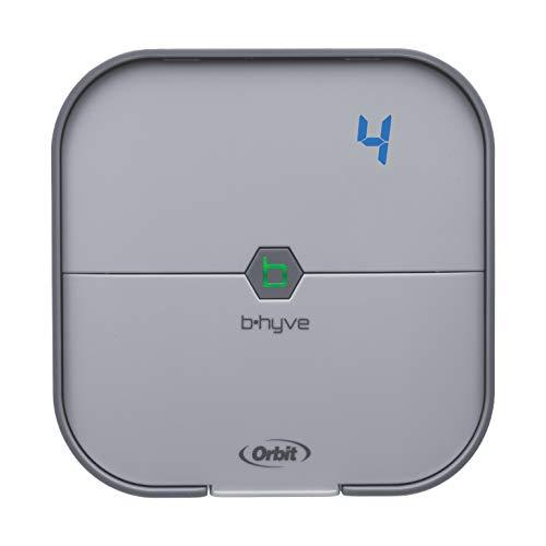 8-zonen-sprinkler-timer (Orbit B-hyve 94915 4-Zonen-Smart-WLAN-Innentimer)