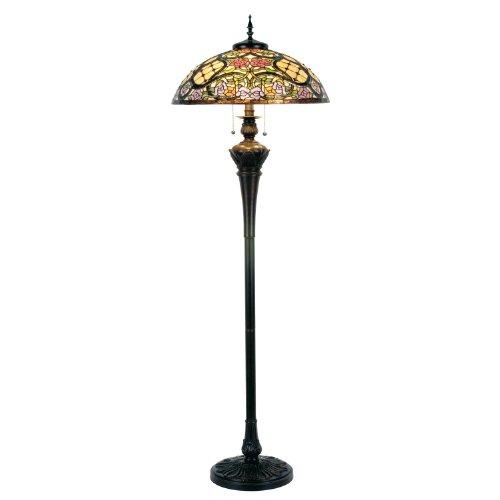 Lumilamp 5LL-5437 Stehlampe Stehleuchte Lampe im Tiffany-Stil