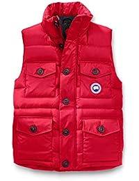 Canada Goose Benedict Vest Red-M