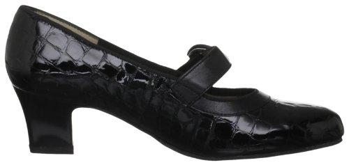 Padders  Maxine,  Scarpe col tacco donna Nero (Black Patent)