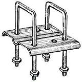 Rullo Basculante Laterale Accessori Carrello Barca Nautica (Modello O)