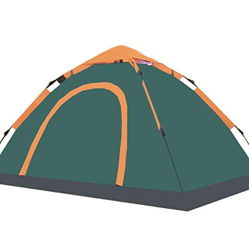 Pop-up-Zelt, 2-3 Personen Instant Zelt Leichte automatische tragbare Zelt Backpacking Zelt wasserdichte Sonnenschutz for Outdoor Indoor Family Camping Backpacking Picknick Strand -