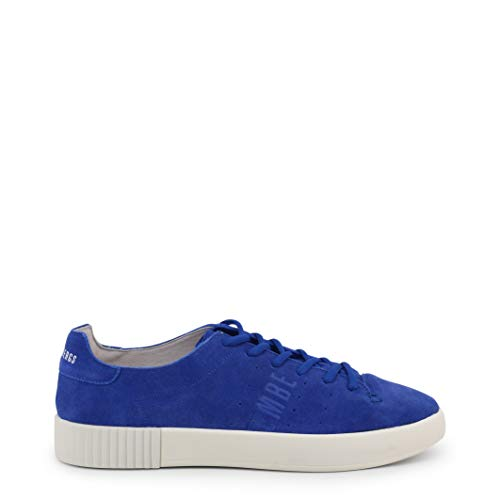 BIKKEMBERGS Herren Sneakers Blau, Modell: Cosmos, Größe:46
