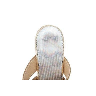 RTRY Donna Pantofole E Flip-Flops Comfort Estivo Suole Luce Materiali Personalizzati Abbigliamento Sportivo Party & Sera Gattino Rhines Tacco US9.5-10 / EU41 / UK7.5-8 / CN42