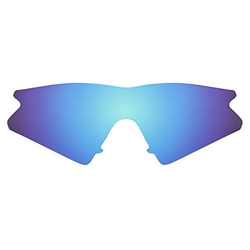 Revant Schutzglas für Oakley M Frame Sweep Eisblau MirrorShield®